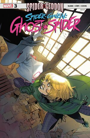 Spider-Gwen Ghost-Spider Vol 1 3