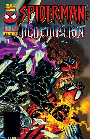 Spider-Man Redemption Vol 1 2