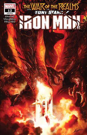 Tony Stark Iron Man Vol 1 12