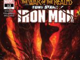 Tony Stark: Iron Man Vol 1 12
