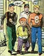 Trouble-Shooters (Earth-616) from Man Comics Vol 1 26 0001