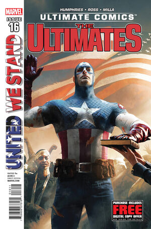 Ultimate Comics Ultimates Vol 1 16