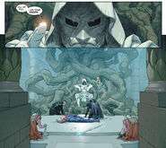 Victor von Doom (Earth-616) from Secret Wars Vol 1 2 0001