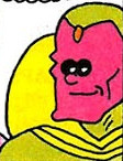 Vision (Earth-77640) from Marvel Age Vol 1 133 0001