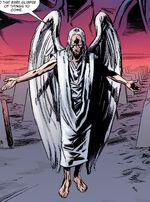 Warren Worthington III (Earth-9997) from Universe X Vol 1 0 0001