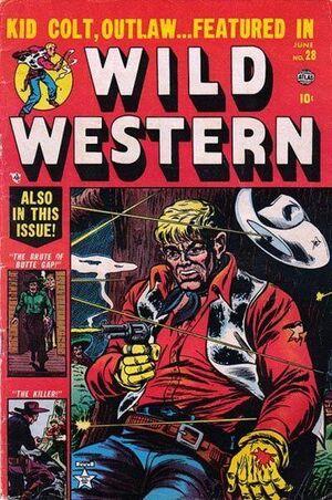 Wild Western Vol 1 28