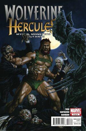 Wolverine Hercules Myths, Monsters & Mutants Vol 1 3