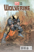 Wolverine Vol 5 2 Mike Deodato Variant