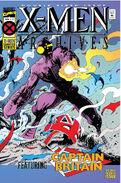 X-Men Archives Featuring Captain Britain Vol 1 2
