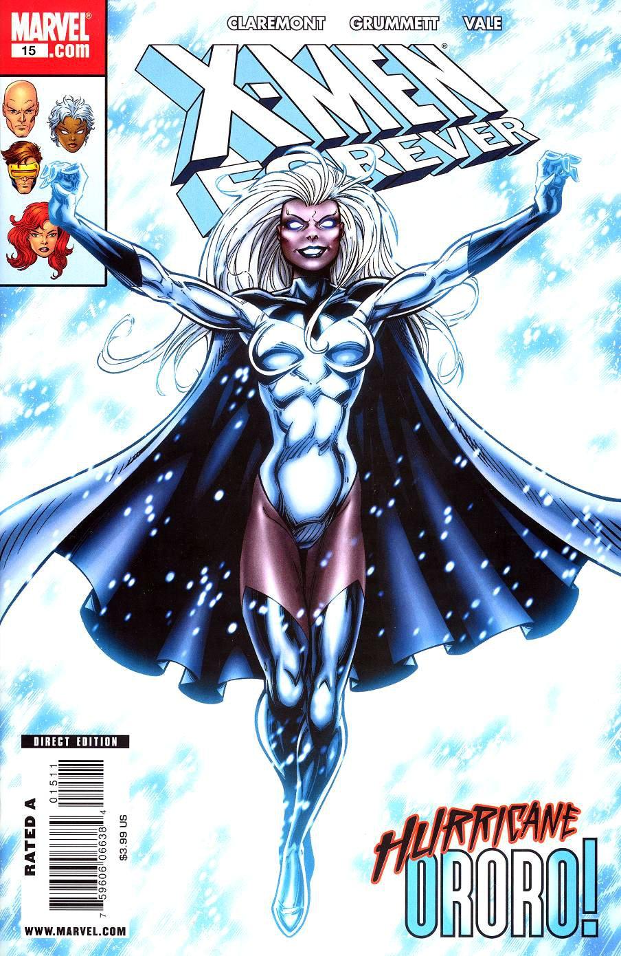 X-Men Forever Vol 2 15 | Marvel Database | FANDOM powered by