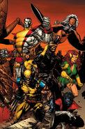 X-Men Legacy Vol 1 212 Textless
