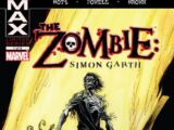 Zombie: Simon Garth Vol 1