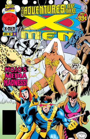 Adventures of the X-Men Vol 1 10