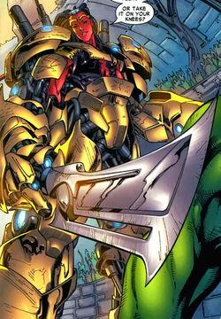 Angmo-Asan (Earth-616) from Incredible Hulk Vol 2 Vol 1 92 001