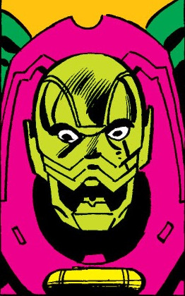 Annihilus (Earth-77640) from Fantastic Four Roast Vol 1 1 0001