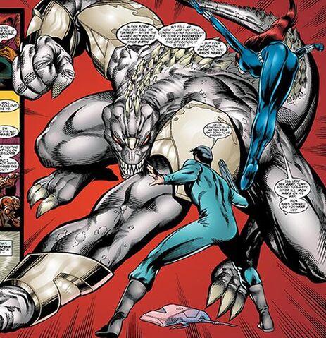File:Araoha Tepania (Earth-616), Anthony Stark (Earth-616), and Natalia Romanova (Earth-616) from Iron Man Vol 3 6.JPG