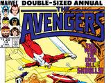 Avengers Annual Vol 1 14