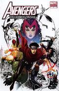 Avengers The Children's Crusade Vol 1 1 Variant