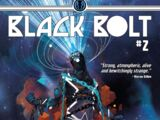 Black Bolt Vol 1 2