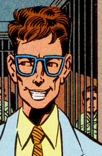 Burroughs (Earth-616) from Spider-Man Vol 1 29 001
