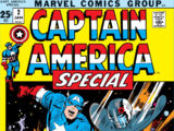 Captain America Annual Vol 1 2
