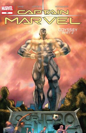 Captain Marvel Vol 5 20