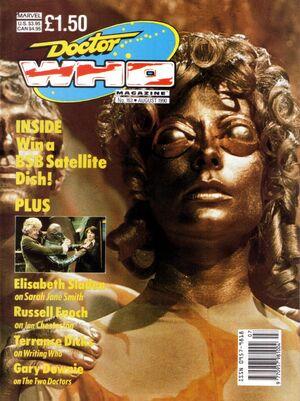 Doctor Who Magazine Vol 1 163