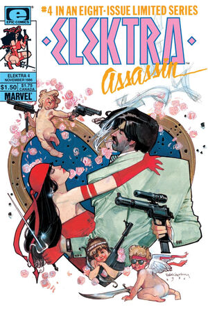 Elektra Assassin Vol 1 4