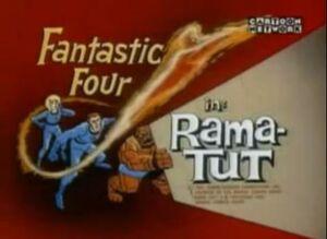Fantastic Four (1967 animated series) Season 1 19 Screenshot