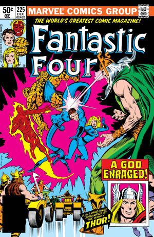 Fantastic Four Vol 1 225