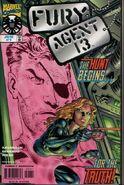 Fury Agent 13 Vol 1 1