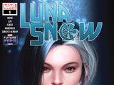 Future Fight Firsts: Luna Snow Vol 1 1