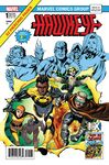 Hawkeye Vol 5 1 ICX Variant