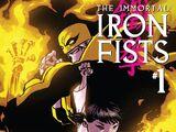 Immortal Iron Fists Vol 1