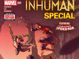 Inhuman Special Vol 1 1