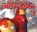 Invincible Iron Man Vol 3 1