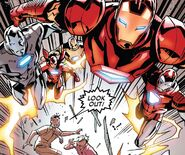 Iron Man Armor from Tony Stark Iron Man Vol 1 14 001