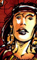 Issa (Earth-616) from Conan vs Rune Vol 1 1 001