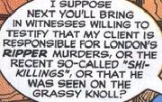 Jack the Ripper (Earth-7642) from Daredevil Shi Vol 1 1 001