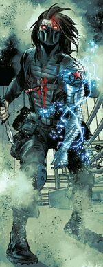 James Buchanan Barnes (Earth-807128) from Old Man Hawkeye Vol 1 8 001