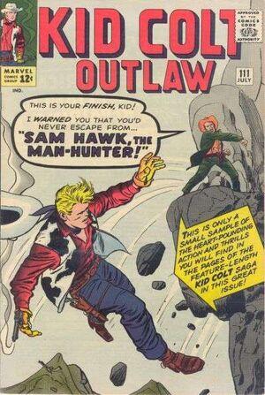 Kid Colt Outlaw Vol 1 111