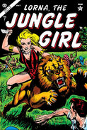Lorna, the Jungle Girl Vol 1 7