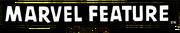Marvel Feature Vol 1 2 Logo
