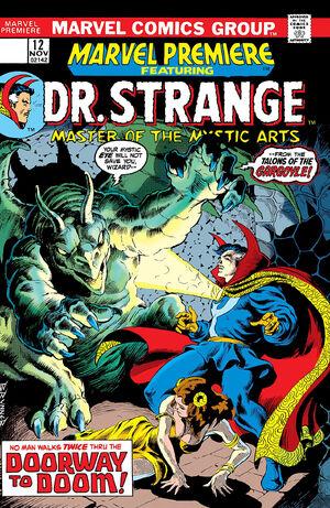 Marvel Premiere Vol 1 12
