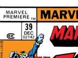 Marvel Premiere Vol 1 39