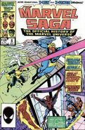 Marvel Saga the Official History of the Marvel Universe Vol 1 8