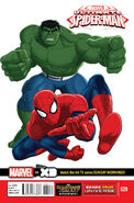 Marvel Universe Ultimate Spider-Man Vol 1 28