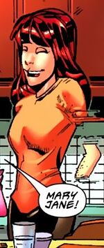 Mary Jane Watson (Earth-90266) from What If Newer Fantastic Four Vol 1 1 0001