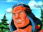 Michael Twoyoungmen (Earth-92131) from X-Men The Animated Series Season 2 5 001