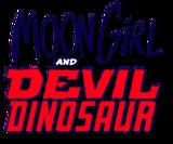 Moon Girl & Devil Dinosaur (2015) logo